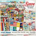 Around the world: USA - bundle by Amanda Yi and WendyP Designs