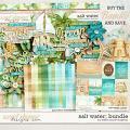 Salt Water: Bundle by Kristin Cronin-Barrow