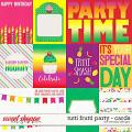 Tutti frutti party - cards by WendyP Designs