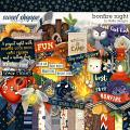 Bonfire Night by lliella designs