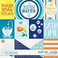 Bath fun - cards by WendyP Designs
