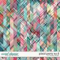 Plaid party no.6 by WendyP Designs