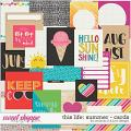 This Life: Summer - Cards by Amanda Yi & Juno Designs
