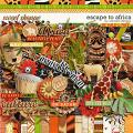 Escape to Africa by WendyP Designs