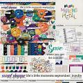 Life's Little Moments September: Bundle by Grace Lee