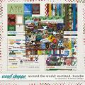 Around the world: Scotland - Bundle by Amanda Yi and WendyP Designs