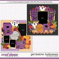 Cindy's Layered Templates - Get Festive: Halloween by Cindy Schneider