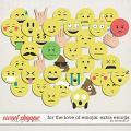 For The Love Of Emojis: Extra Emojis by Amanda Yi