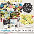 For The Love Of Emojis: Bundle by Amanda Yi