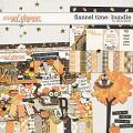 Flannel Time: Bundle by Erica Zane
