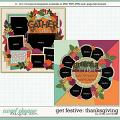 Cindy's Layered Templates - Get Festive: Thanksgiving by Cindy Schneider