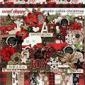 Rustic Cabin Christmas by Melissa Bennett