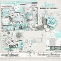 Flurries Collection by River Rose Designs