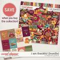 I Am Thankful {bundle} by Blagovesta Gosheva