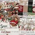 Out and About: Santa's Village Bundle by Grace Lee and Studio Basic