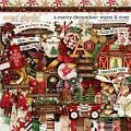 A Merry December: Warm & Cozy by Kristin Cronin-Barrow