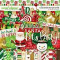 Christmas Party by lliella designs