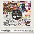 This Life: November - Bundle by Amanda Yi & Juno Designs