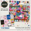 Birthday Bash Bundle by Blagovesta Gosheva and Studio Basic