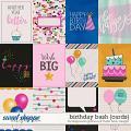 Birthday Bash Cards by Blagovesta Gosheva and Studio Basic
