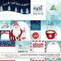 A Merry December: Magic & Wonder Cards by Kristin Cronin-Barrow