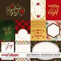 Get Festive: Christmas | Cards by Kristin Cronin-Barrow & Digital Scrapbook Ingredients