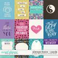 Always There {cards} by Blagovesta Gosheva & WendyP Designs