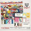 Where Magic Happens Vol 1: Bundle by LJS Designs