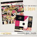 Everyday Glam Bundle by Digital Scrapbook Ingredients