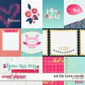 Ad Lib Love Cards by Misty Cato