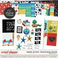 Easy Print: Learning Zone by Amanda Yi