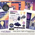 Easy Print: Light of Happiness by WendyP Designs