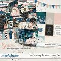 Let's Stay Home: Bundle by Grace Lee