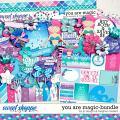 You Are Magic-Bundle by LJS Designs & Meghan Mullens