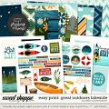 Easy Print: Great Outdoors Lakeside by Kristin Cronin-Barrow