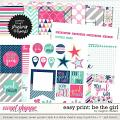 Easy Print: Be The Girl by Meghan Mullens