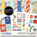 Easy Print: My Sunshine by Meghan Mullens