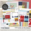 Out and About: At The Airport Easy Print Pack by Grace Lee and Studio Basic