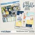 Farmhouse Livin': The Bundle by Janet Phillips