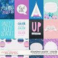 Slumber Party - cards by Blagovesta Gosheva & WendyP Designs