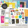 Easy Print: Playdate by WendyP Designs & Amanda Yi