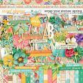 Scrap Your Stories: SPRING by Studio Flergs & Kristin Cronin-Barrow