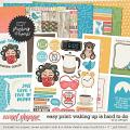 Easy Print: Waking Up Is Hard To Do by LJS Designs