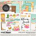 Easy Print: Spring Forward by Kristin Cronin-Barrow