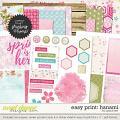 Easy Print: Hanami by Grace Lee