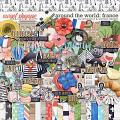 Around the world: France by Amanda Yi & WendyP Designs