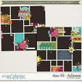 Brook's Templates - Duo 53 - Fullness by Brook Magee