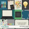 S.T.E.M: CARDS by Studio Flergs
