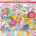 Fairy Wings Kit by River Rose Designs