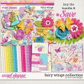 Fairy Wings Collection by River Rose Designs